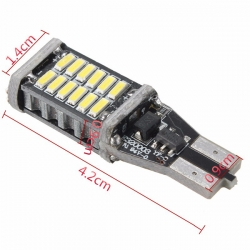 Led T15 30SMD 4014 Can-bus
